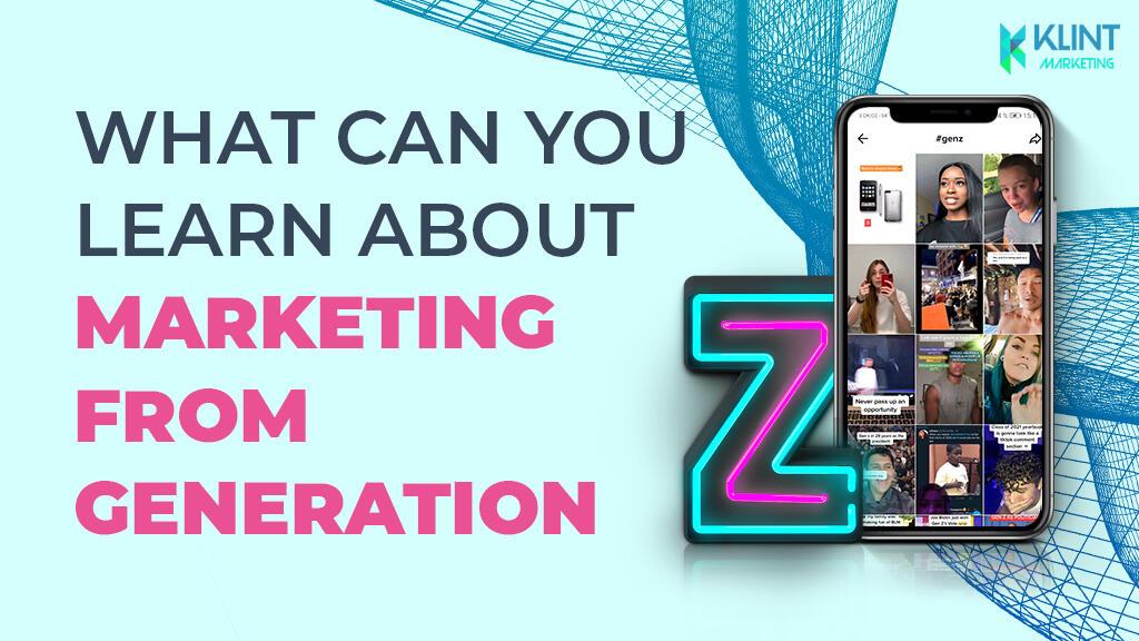 marketing gen Z